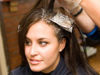 как разводить басму для волос