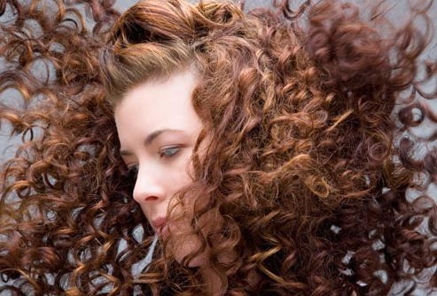 Во сне длинные красивые волосы - 1f6f