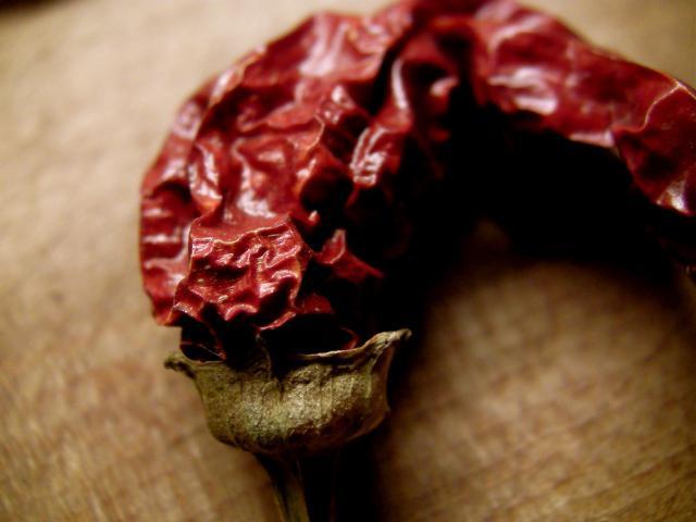 Homemade pepper tincture