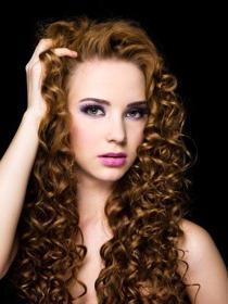 Фото мокрой химии на средние волосы