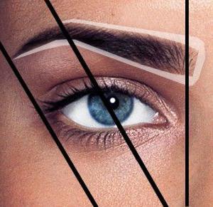 perfect eyebrows pics