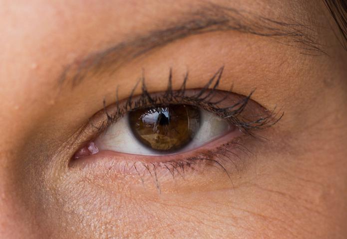 мушки перед глазами гипертония