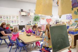 Pre-school preparation