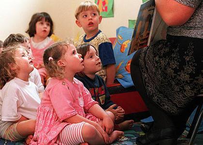 Preparing a child for school classes