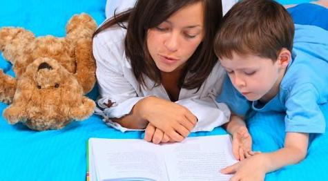 teach a child to read by syllables