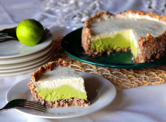 торт йогуртовый рецепт