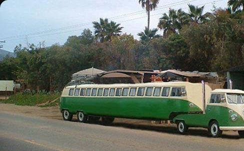 why dream of a bus
