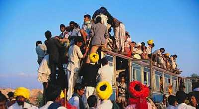 why dream of a full bus