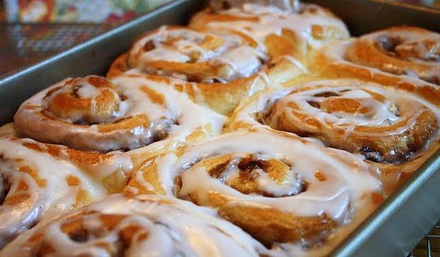 bun dough recipe