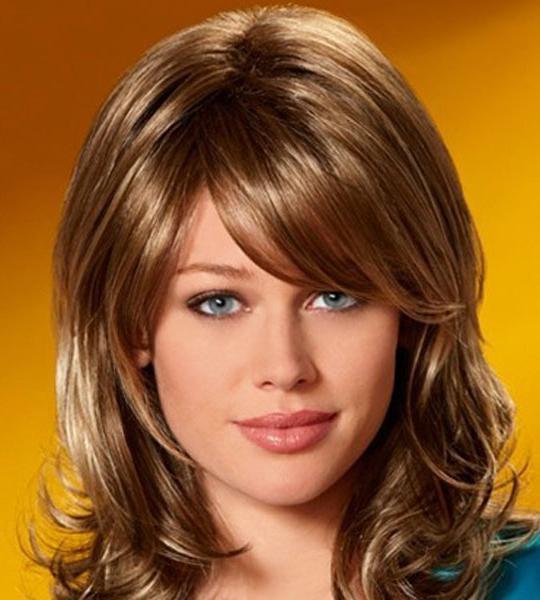 тонкие волосы средней длинны стрижка