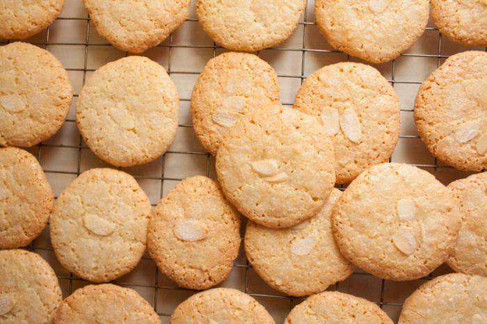 Как приготовить печенье миндальное: рецепты, фото