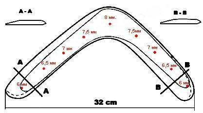 Как сделать бумеранг из бумаги или дерева: пошаговая инструкция :: SYL.ru