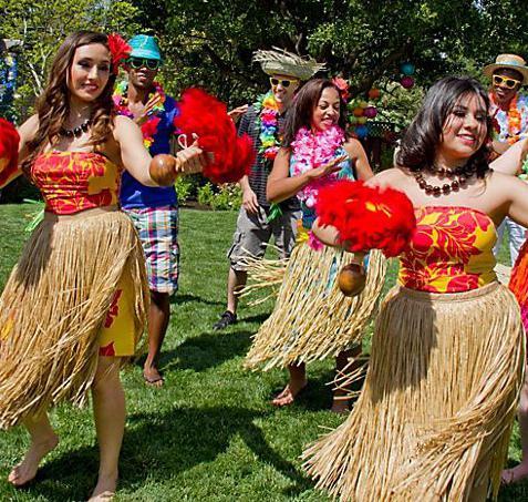 Конкурсы для гавайских вечеринок для взрослых