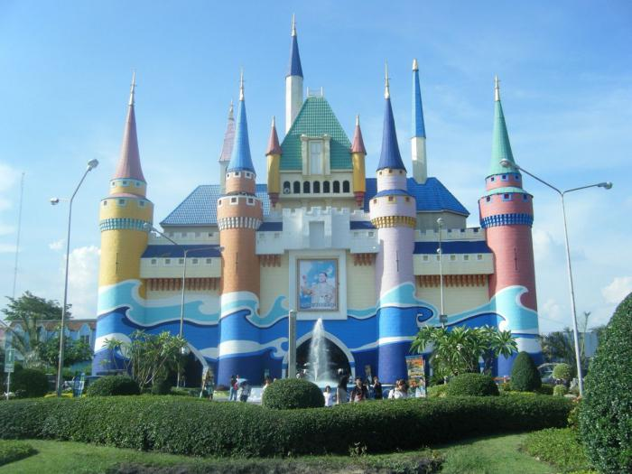 bangkok attractions photos