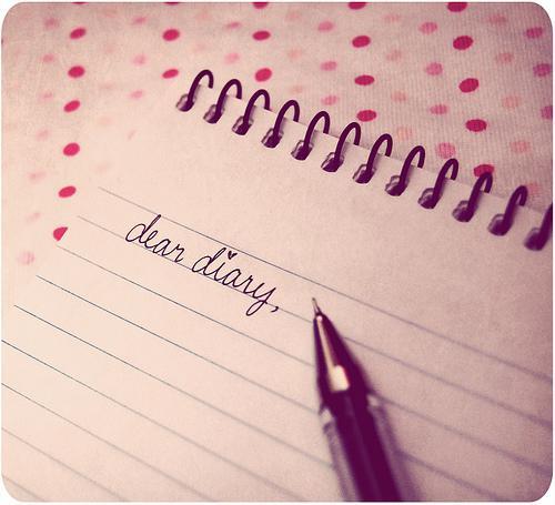 как сделать личный дневник поэтапно