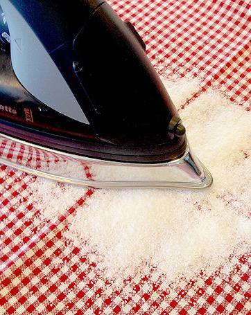 Чем чистить утюг в домашних условиях внутри 178