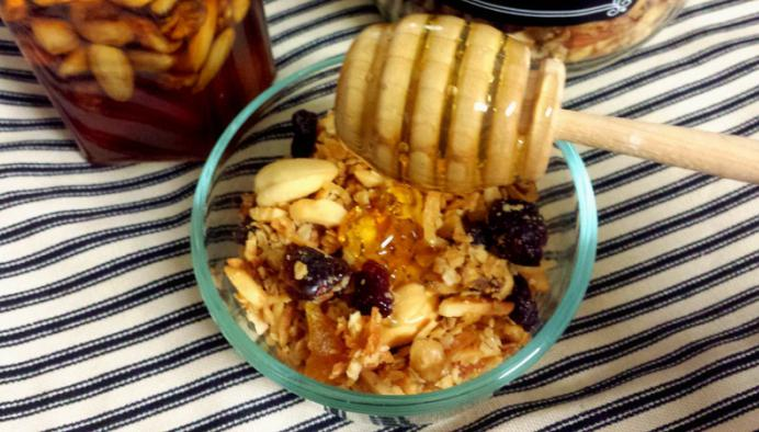 Как сделать из мёда грецких орехов и 264