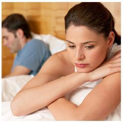 Сухость влагалища во время зпнятий сексом