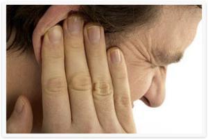 воспаление уха лечение