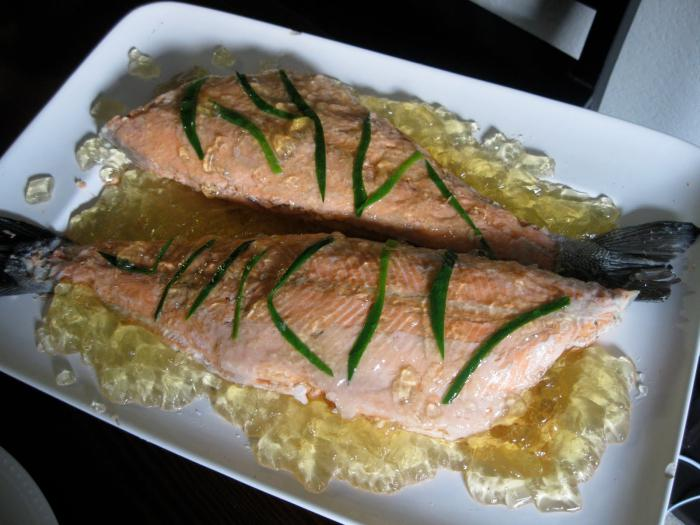 Заливная рыба по-галичски от Екатерины Чавриной, пошаговый рецепт с фото