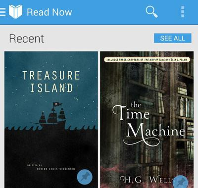 program for reading books on android