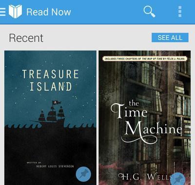 программа чтения книг на андроид