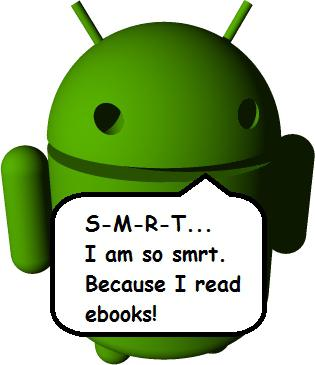 books on android phone