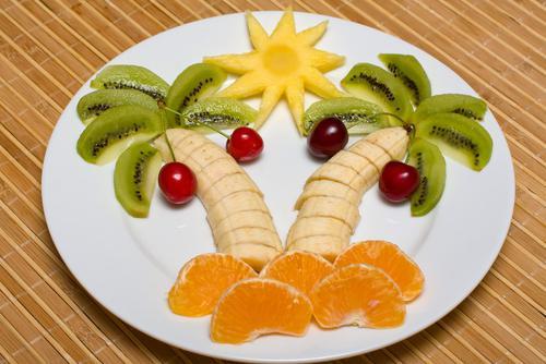 салат фруктовый фото