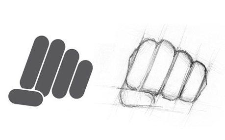 как создать логотип фирмы