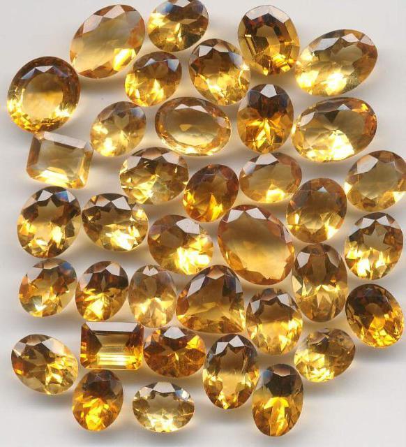 Цитрин (камень): свойства драгоценного камня