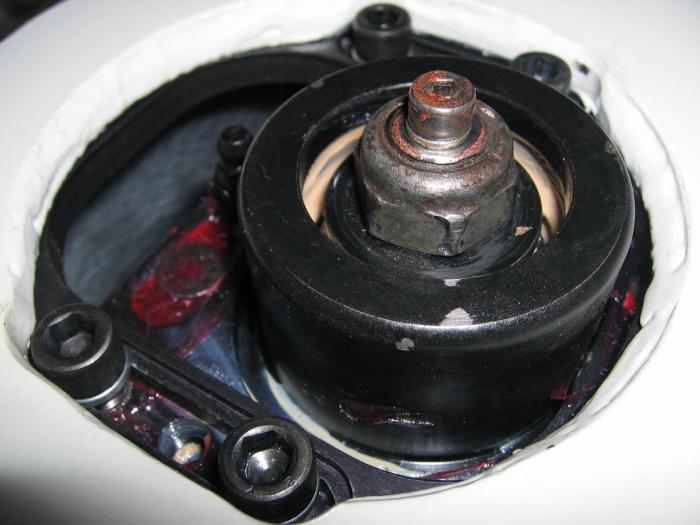 газовые амортизаторы отзывы