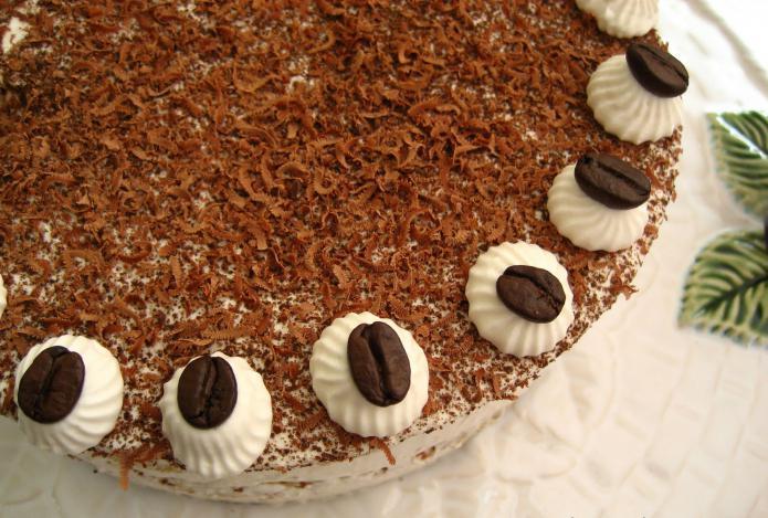 Торт шахматный рецепт с пошаговыми фото