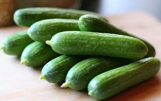 Useful properties of cucumber