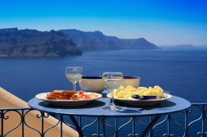 Средиземноморская диета: рецепты блюд
