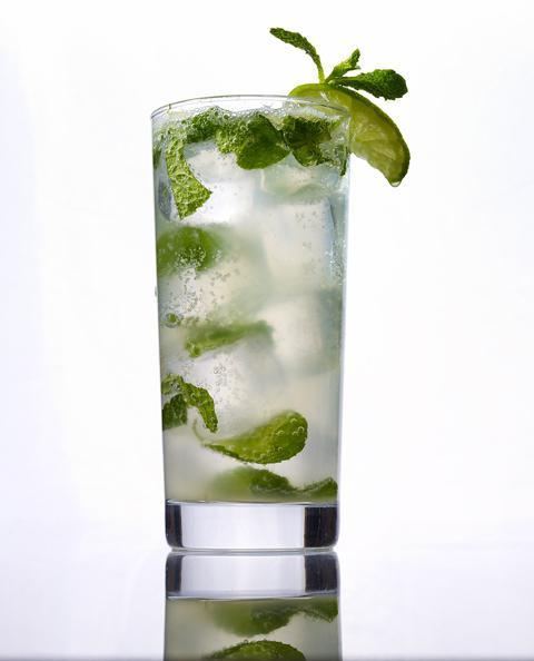 white rum cocktails