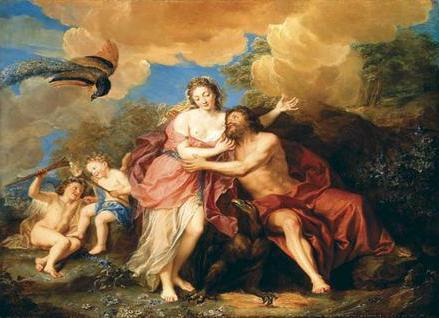 В древнегреческой мифологии богиня процветания