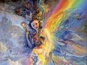 Имя древнегреческой богини радуги