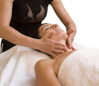 lymphatic drainage facial massage