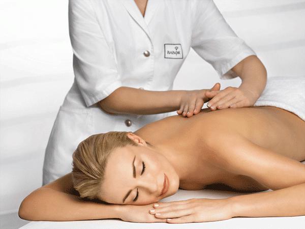 lymphatic drainage body massage