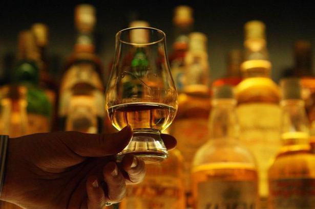 Scotch drink