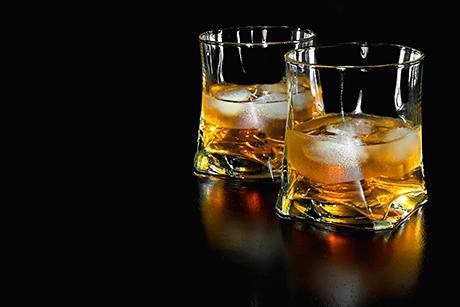 Scotch drink it
