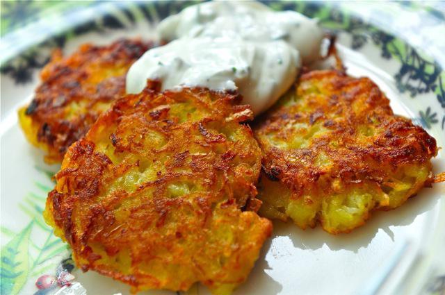драники с картошкой рецепт в духовке