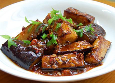 Баклажаны по китайски рецепт с фото