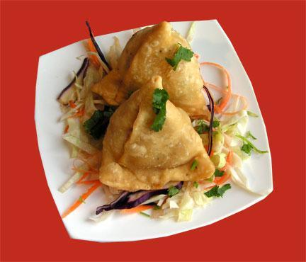 recipe for samsa with chicken