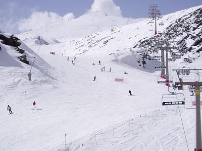 ski resorts spain