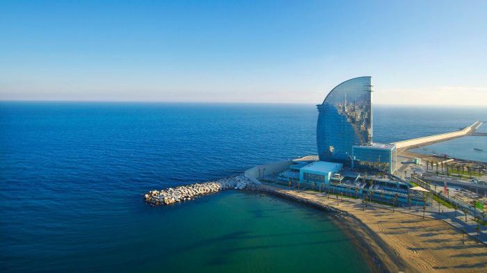 spain resorts barcelona