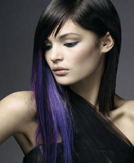 mascara hair