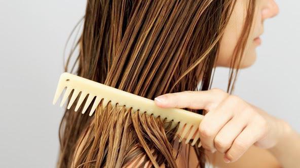 fluid liquid crystals for hair