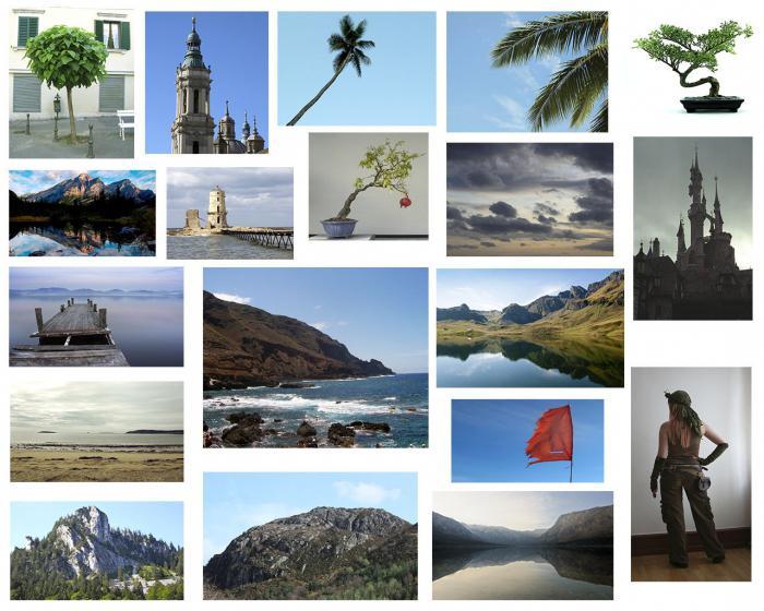 """Как в """"Фотошопе"""" сделать коллаж? Уроки мастерства создания красивых коллажей в """"Фотошопе"""""""