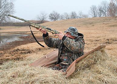 autumn duck hunting